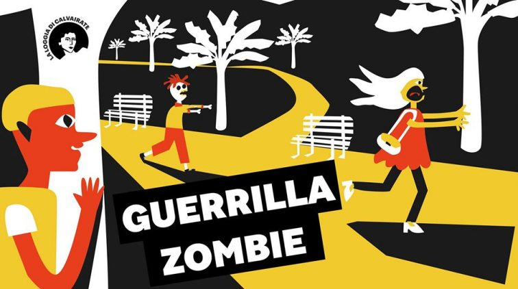 calvairate guerrilla zombie