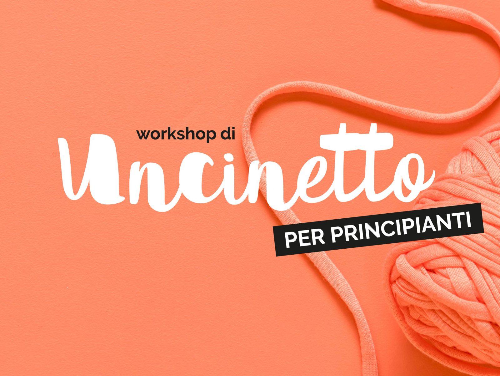 workshop uncinetto
