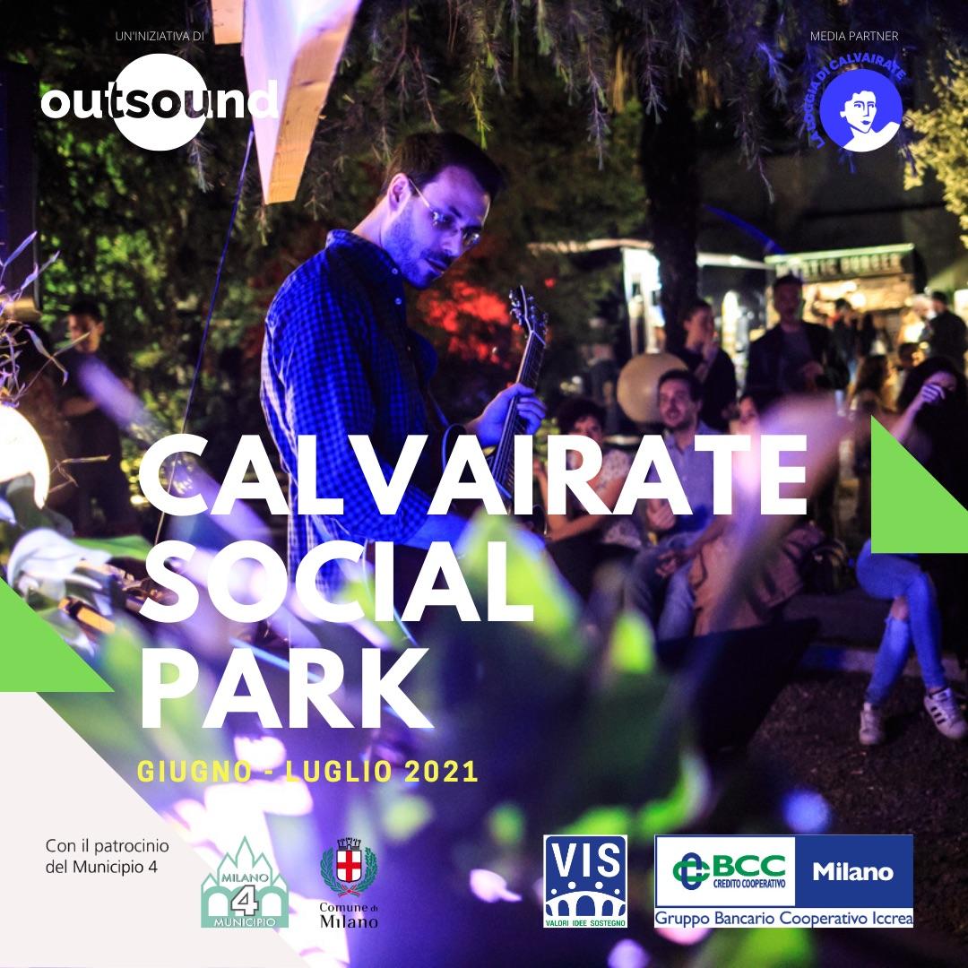 calvairate social park - la loggia di calvairate media partner del festival